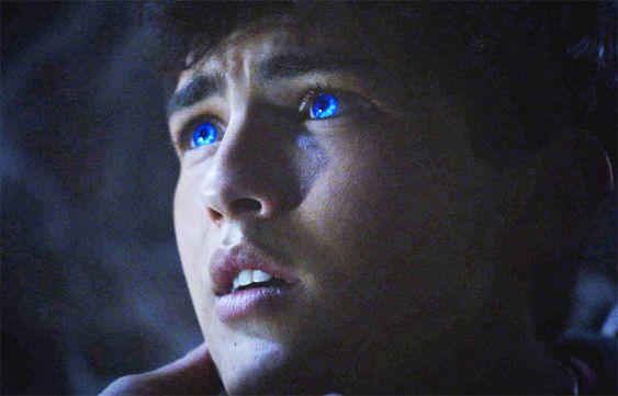 derek's blue