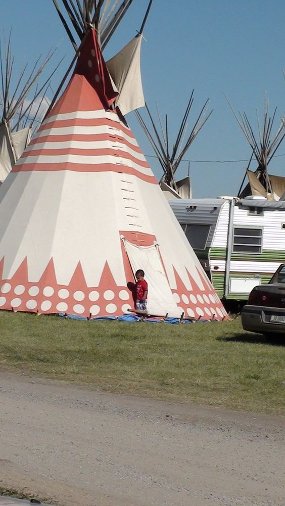 North American Indian Days, Browning, Montana 2010