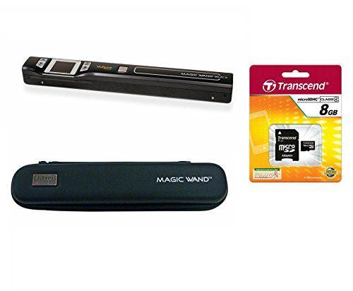 Vupoint Pdswf St47 Vp Magic Wand Wireless Portable Scanner With Wi Fi Portable Scanner Magic Wand Wands