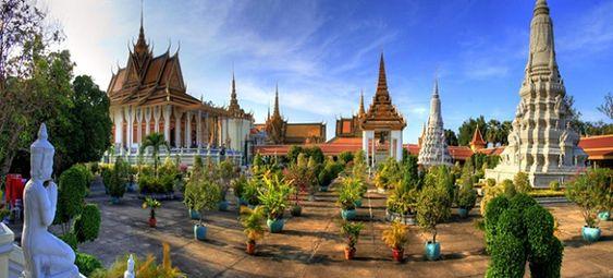 Ngôi chùa ở một góc khác