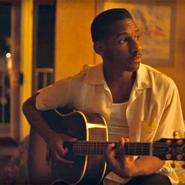 Music: Leon Bridges debuts powerful new 'River' video