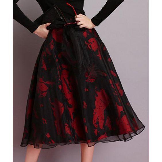 Amazing Midi Skirts