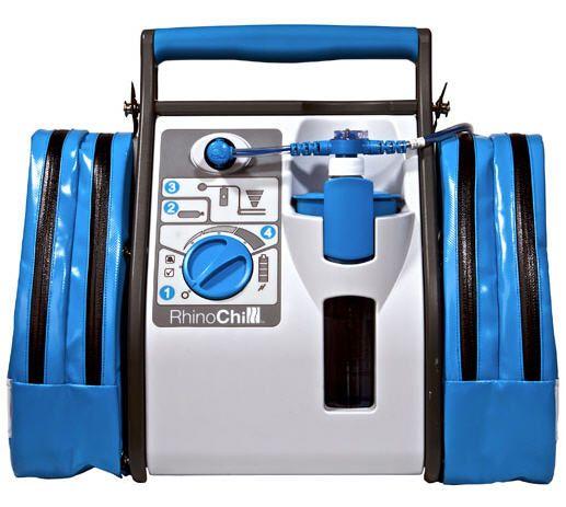 London Ambulances To Trial Rhinochill Machine Ambulance Cooling Spray Therapeutic