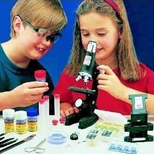 Microscópio (1200x/ Maleta) - Jott Play