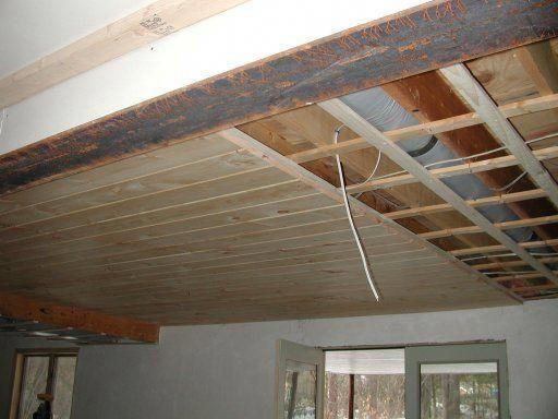 7 Inspiring Basement Ceiling Ideas Cheap Basement Remodel