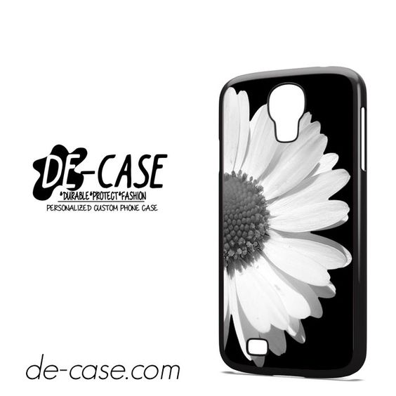 White Flower DEAL-11899 Samsung Phonecase Cover For Samsung Galaxy S4 / S4 Mini