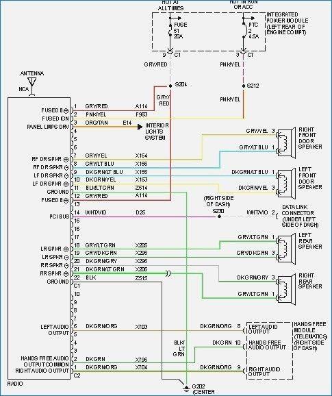 Arnes De Cableado De Dodge Ram Dodge Ram Wiring Diagram Dodge