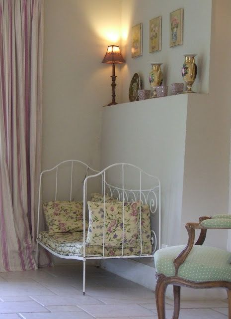 and this!  My French Country Home, French Living - Sharon Santoni