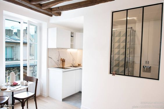Check out this awesome listing on Airbnb: Joli studio, sud de Pigalle. - Apartments for Rent in Paris