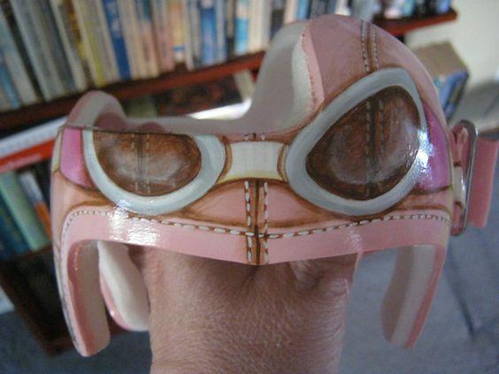 Pinterest the world s catalog of ideas for Baby cranial helmet decoration