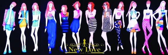 coleccion bio-dinamico 2015  art/pop/divertido New Love
