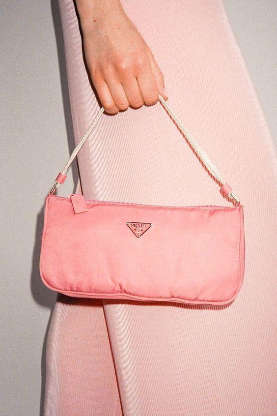ETOILE LUXURY VINTAGE - www.etoile-luxuryvintage.com   Bags, Purses and handbags, Prada handbags