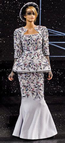 Подиумный тренд: Баска - подиум - Модные показы и fashion-тренды на ETOYA.RU!