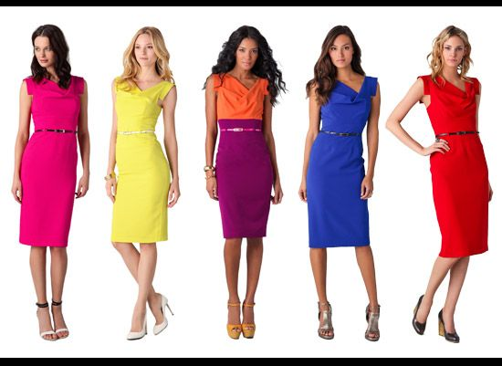 """Is Black Halo's """"Jackie O"""" dress the ultimate workwear staple? we think so"""