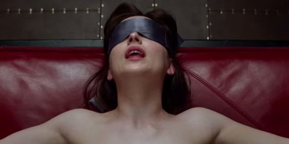 """If scores of men get dragged to see Fifty Shades of Grey this weekend by their female Valentines, they might be surprised that they """"probably get the better deal."""""""