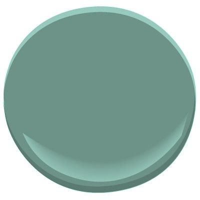 A well ikea units and accent colors on pinterest Benjamin moore country green