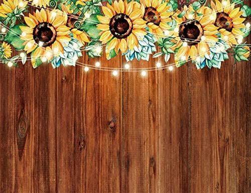 Daisies and Pink Wooden Board Wedding Baby Photography Background Custom Photography Studio Photography Background