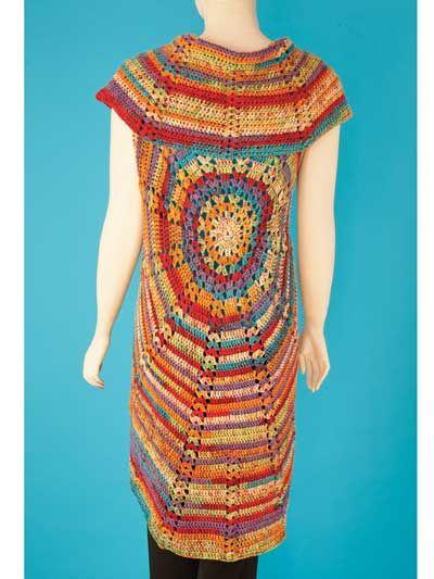 Crochet Pattern For Bohemian Shawl : Shawl, Circles and Bohemian on Pinterest