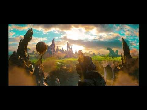Oz The Great and Powerful -- Official Disney Trailer | HD