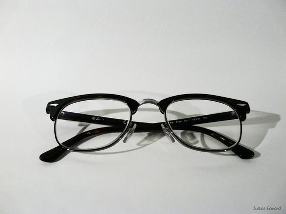 Glasses, simply because without them I would see the world blurry.