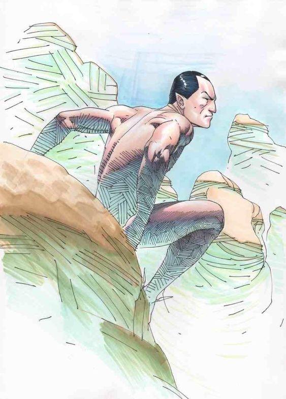 Namor - Sub-Mariner
