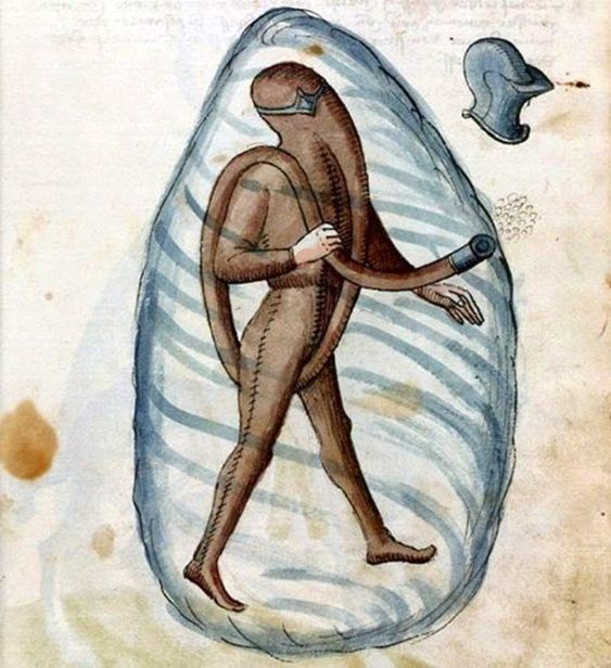 El asombroso Bellifortis, el primer manual ilustrado de tecnología militar, creado a principios del siglo XV