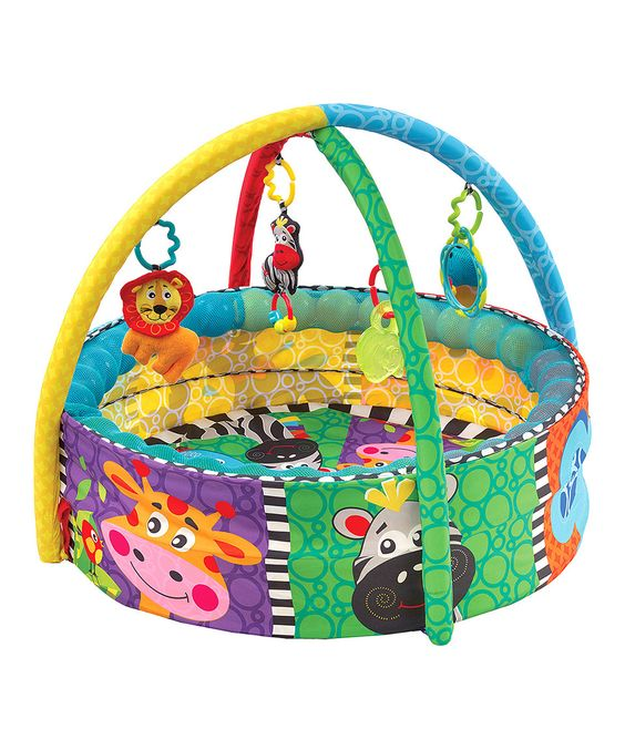 Look what I found on #zulily! Playgro Ball Play Nest Activity Gym by Playgro #zulilyfinds