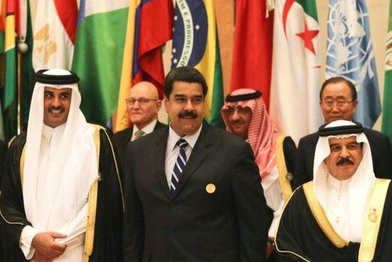 Inaugurada IV Cumbre Aspa en la capital saudí (Vídeo)