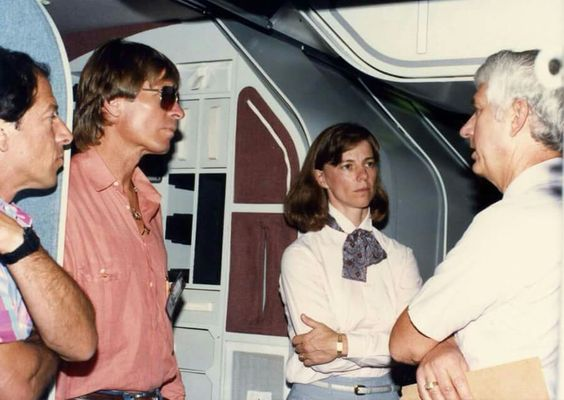 John Denver and...? (Where? When? Who? Photo Credit?)