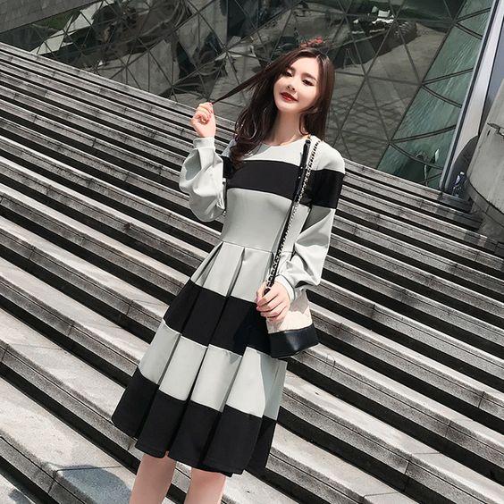 Top Dress Long Sleeves