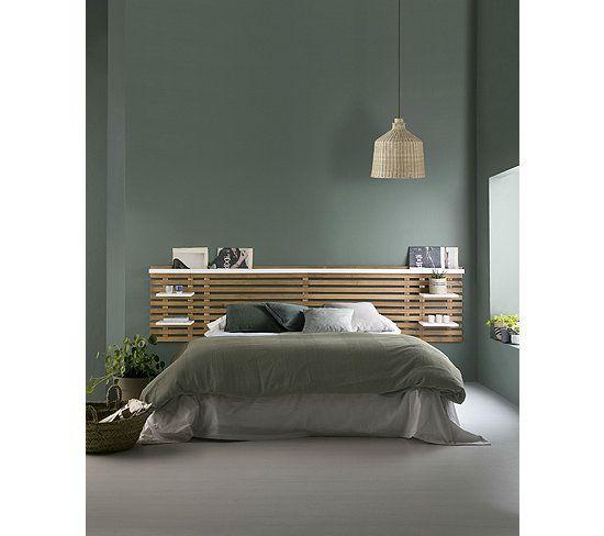 epingle sur tete de lit nidra chez but
