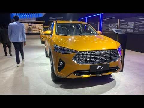 Haval H7 Kia Seltos Rival Showcased Auto Expo 2020 Youtube In 2020 Kia Expo 2020 Expo