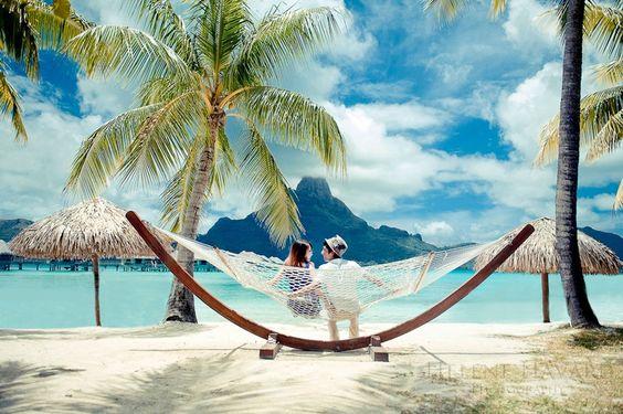 Bora Bora Tahiti Honeymoon Spot