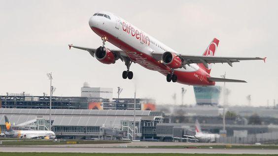 Nach Rekordverlust: Air Berlin gelobt Besserung