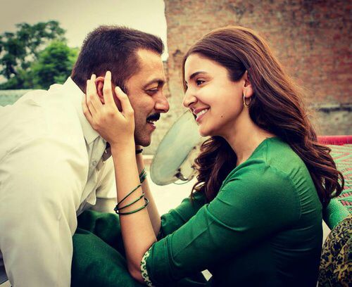 Salman Khan and Anushka Romance In Sultan