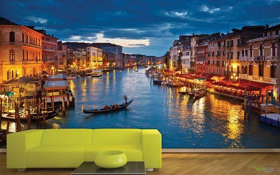 Venedik - Poster Duvar Kağıdı