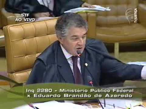 Denúncia contra senador Eduardo Azeredo: voto 6 (9/9)