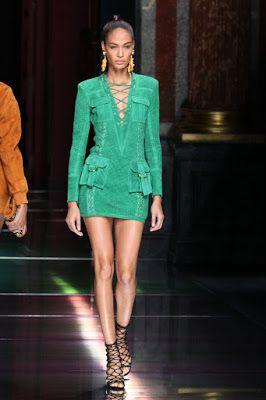 I Dress Your Style: PRIMAVERA/VERÃO 2016 BALMAIN!