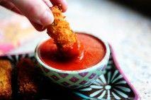 Fried Cheese - Panko (Pioneer Woman)