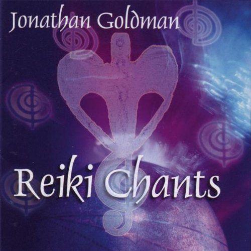 Reiki Chants CD Cover