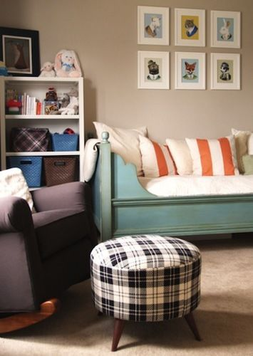 A Classic Nursery for a Baby Boy With Some Unexpected Twists | This room is so dreamy!