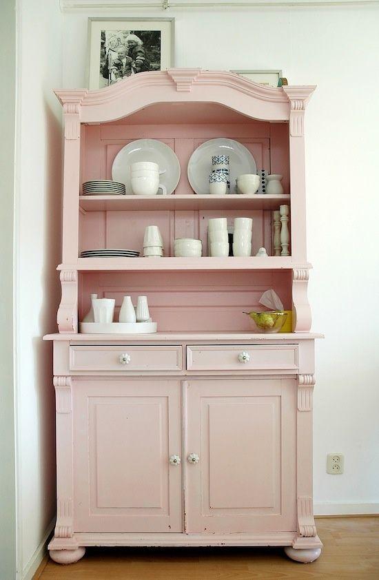#pink #vintage #furniture