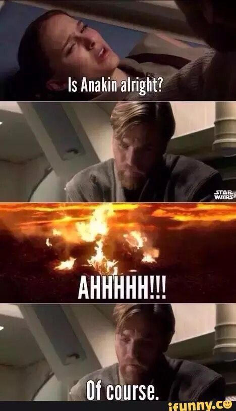 19 Best Star Wars Memes And Jokes Funny Star Wars Memes Star Wars Jokes Star Wars Humor