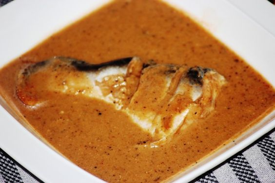 Le pepper soupe de poisson la camerounaise version 2 for Cuisine africaine