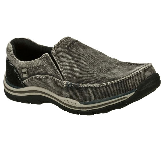 Relaxed Fit: Expected Avillo   Skechers relaxed fit, Mens