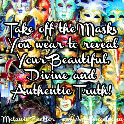 Be your divine authentic self