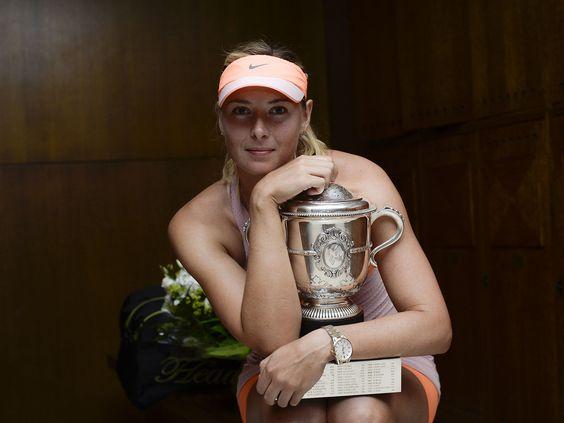 desporto   ténis   Sharapova, Maria