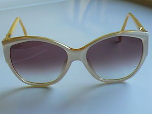 ray ban glasses germany  white oversize christian dior vintage sunglasses 2233 designer germany $200