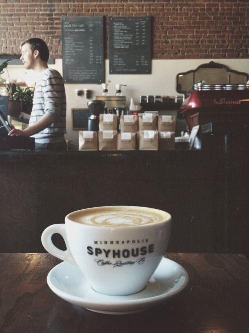 Spyhouse Coffee Roasting Company | Minneapolis