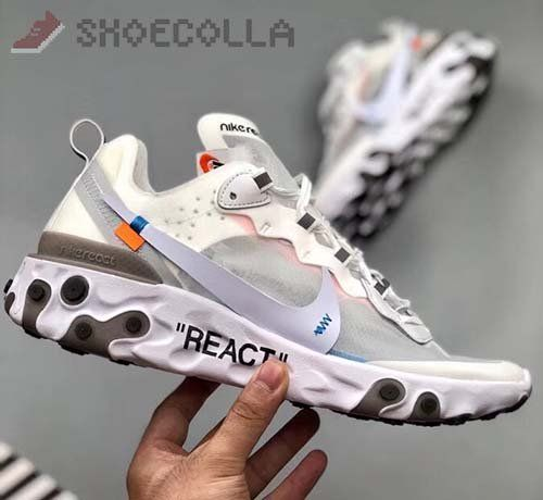 Undercover x Nike Upcoming React Element 87 Ice Blue